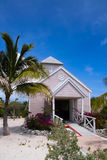 Bahamian Church Royalty Free Stock Image