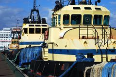Bahamischer Kanal Lizenzfreie Stockfotos