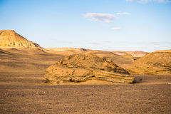 Bahariya Oasis. Egypt Royalty Free Stock Images