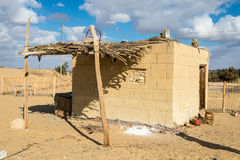 Bahariya oaza Egipt Obraz Stock