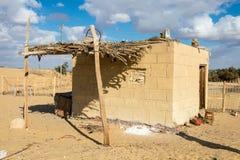 Bahariyaoase Egypte Stock Afbeelding
