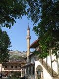 bahchisaray宫殿 免版税库存图片