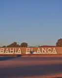 Bahia Blanca, Buenos Aires Royalty Free Stock Photography