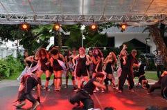 Bahia Dance Festival Immagini Stock