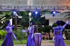 Bahia Dance Festival Immagine Stock Libera da Diritti