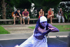 Bahia Dance Festival. 8Th Bahia Dance Festival Is a meeting focused on the relationship between dance and education, conducted by the Contemporary School of Stock Photos
