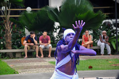Bahia Dance Festival Royalty Free Stock Photo