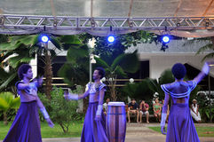 Bahia Dance Festival Royalty Free Stock Image