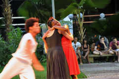 Bahia Dance Festival Stock Image