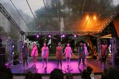 Bahia Dance Festival Royalty Free Stock Images