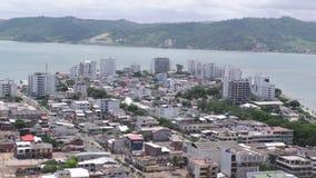 Bahia De Caraquez Bridge In Ecuador clips vidéos