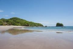 Bahia de Los Piratos Beach στη Κόστα Ρίκα Στοκ εικόνες με δικαίωμα ελεύθερης χρήσης
