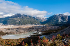 Bahia Exploradores, Carretera Austral, Highway 7, Chile Stock Photography