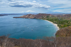Bahia Hermosa, Guanacaste, Costa Rica royalty free stock photo