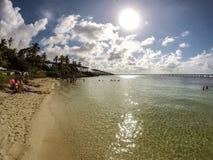 Bahia Honda, FL-Schlüssel Lizenzfreie Stockbilder