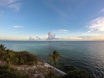 Bahia Honda FL tangent Royaltyfria Bilder