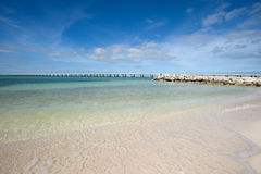Bahia Honda State park Royalty Free Stock Photography