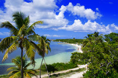 Bahia honda state park. Florida royalty free stock photo