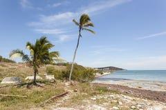 Bahia Honda-Strand in Florida Lizenzfreies Stockfoto