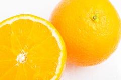 Bahia Navel Orange Fruit Fotos de archivo