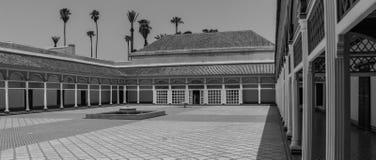 Bahia pałac IV fotografia stock