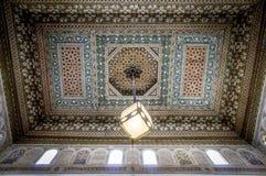 Bahia pałac wnętrze zdjęcia stock