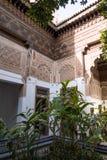 Bahia Palace Fotografie Stock