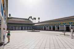 Bahia Palace Fotografia Stock Libera da Diritti