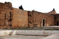 Bahia Palace Arkivfoton