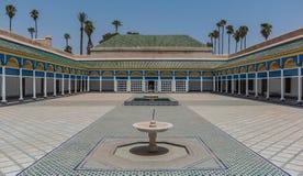 Bahia Palace V stockfotografie