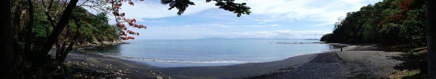 Bahia Pez Vela, Costa Rica Fotografía de archivo libre de regalías