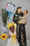 Bahia religious symbols Royalty Free Stock Photos