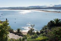 Bahia Santander Stockfotografie