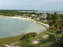 Bahia State Park Florida Royalty-vrije Stock Foto's