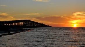 Bahia Sunrise Imagens de Stock