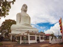 Bahirawa神田,斯里兰卡 免版税库存图片