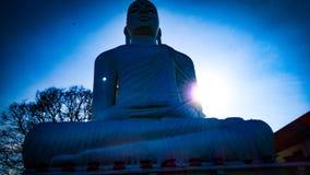 Bahirawakanda temple  best tourist attraction place in kandy royalty free stock photo