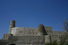 bahla堡垒 免版税图库摄影