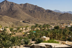 Bahla em Oman Foto de Stock Royalty Free