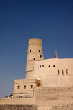 Bahla Fort Royalty Free Stock Photography