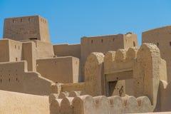 Bahla-Fort, Oman Stockbild
