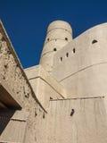 Bahla. Fort, Oman, Arabic Peninsula Royalty Free Stock Images