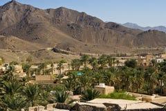 Bahla nell'Oman Fotografia Stock Libera da Diritti