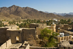 Bahla in Oman Royalty Free Stock Images