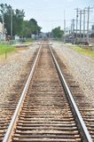 Bahnübergang Lizenzfreie Stockfotografie