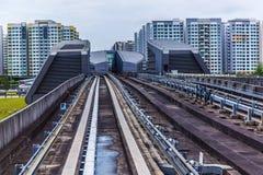 Bahn Stockbild