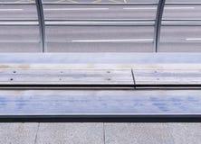 Bahn der Einschienenbahn Stockfotografie