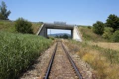 Bahnen Lizenzfreies Stockfoto