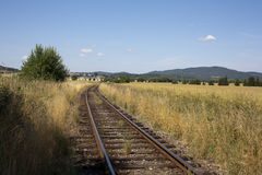 Bahnen Stockfotografie