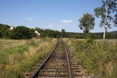 Bahnen Stockbild